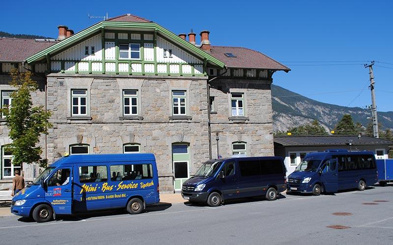 Taxi Ötztal Bahnhof