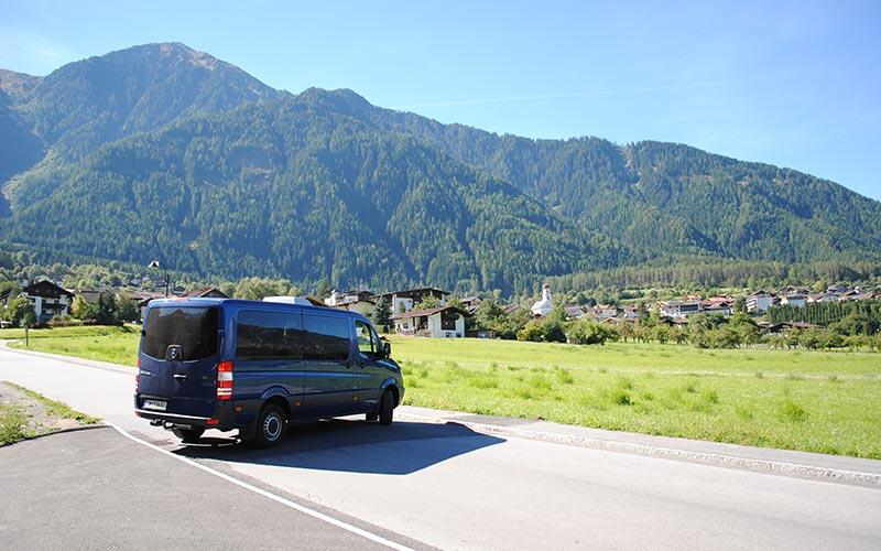 Taxi Transfer Ötztal
