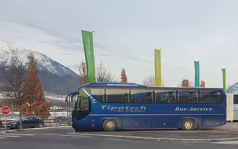 Busreisen Taxi Tipotsch