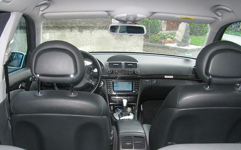 VIP Taxi Ausstattung